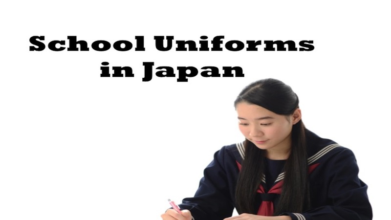 School Uniforms in Japan: The Continuation of a Tradition
