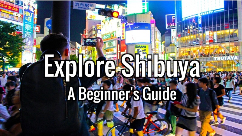 Spending a day in Shibuya District: A Beginners Guide