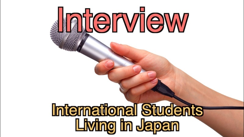 Japan is such a nice place to live : Let's hear it from the point of view of foreign students.